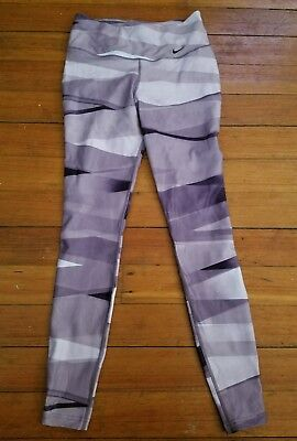 Amazing Multicolor Athletic Pants W Dri Fit Technology By Nike  Size Small