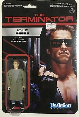 Funko Reaction Figure The Terminator Kyle Reese ()