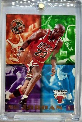 aa2dd486d118 1995 Michael Jordan STADIUM CLUB MEMBERS ONLY 50  20