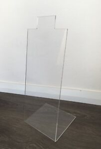 Acrylic Jewellery Stands