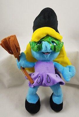 2014 Kellytoys The Smurfs Smurfette Witch Hallowee 12