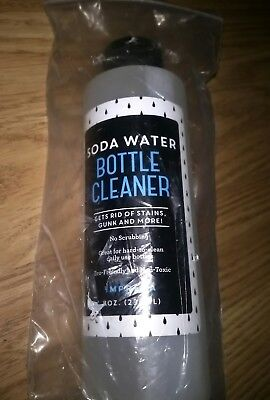 Impresa Products Soda Water Bottle Cleaner New