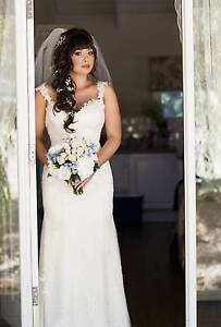 Kellylin Couture Haley Gown (Size 10) Forrestfield Kalamunda Area Preview