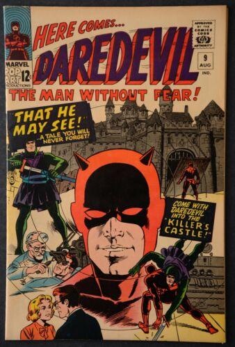 Daredevil #9 Fine+