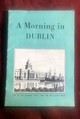 """""""A Morning In Dublin"""" Guide To Guinness Brewery-The Irish Tourist Association"""