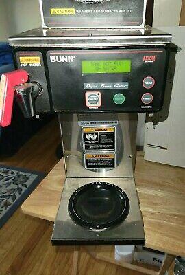 Bunn 38700.0008 Axiom 15-3 Coffee Brewer 12 Cup Capacity 120v Ac Used