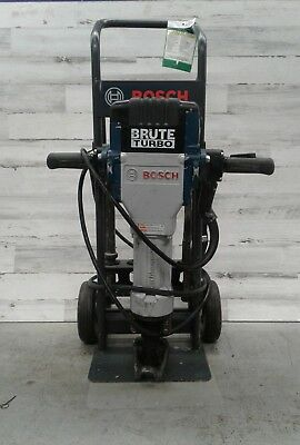 Used Bosch Brute Turbo 60 pound Electric Concrete Electric Buster Jackhammer