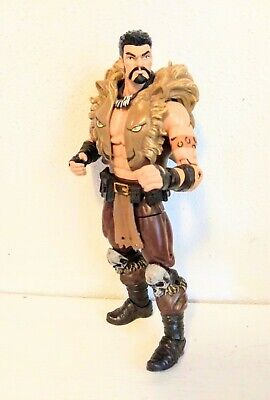 MARVEL LEGENDS KRAVEN THE HUNTER RHINO BAF SERIES