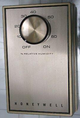 Honeywell H46d 1008 Humidistat 10 To 60 Percent Relative Humidity Humidifier