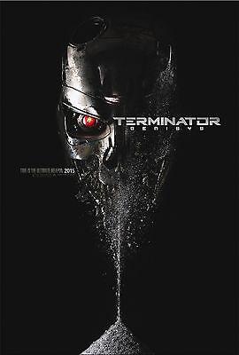Terminator Genisys (2015) Movie Poster (24x36) - Emilia Clark, J.K. Simmons v2