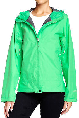 The North Face Women's Dryzzle Surreal Green X-Large Jacket NEW!!