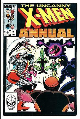 X-MEN ANNUAL # 7(1983), VF/NM