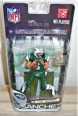 McFarlane NFL Series 23 Mark Sanchez - New York Jets Figure