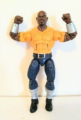 MARVEL LEGENDS LUKE CAGE AMAZON 4-PACK DEFENDERS SET
