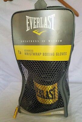Everlast Erwachsene Boxen S Punchinghandschuhe Yellow