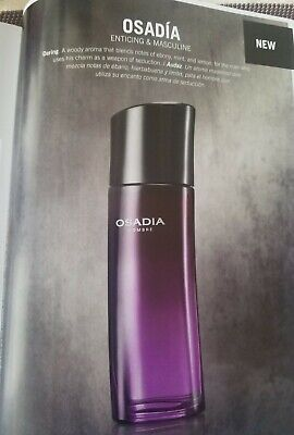 Yanbal.  Osadía.  Perfume for  mens size 75 ml.  2.5 fl. The best gift  ever.