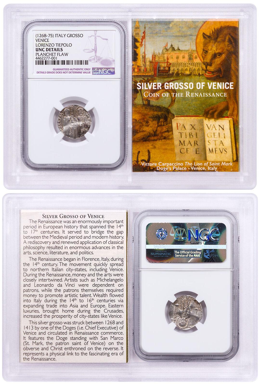 AD 69-79 Roman Empire Silver Denarius of Vespasian NGC VF SKU57086