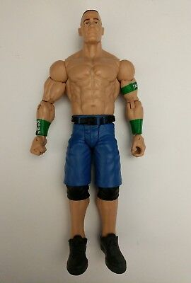 WWE John Cena Figure Mattel Basic Best of 2012 Signature Series WWF WCW ECW NXT