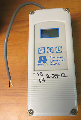 Ranco Etc-2111000-000 Temperature Controller