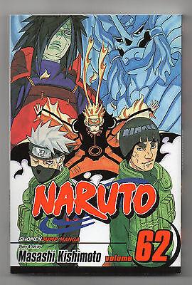 NARUTO Volume # 62 - Shonen Jump Manga