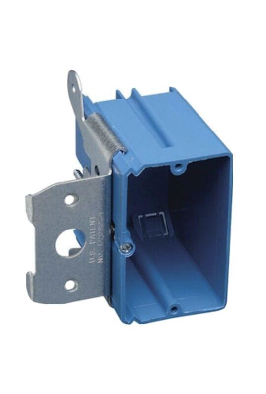 48 - CARLON B121ADJ Electrical Box,Adjustable 1-Gang