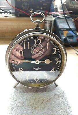 Antique Big Ben Peg Leg Style 1a Alarm Clock-Circa 1929-runs/serviced