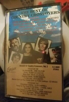 The Best Of Country Crossovers Volume  2  Cassette