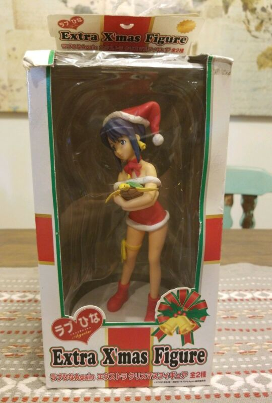 SEGA LOVE HINA Extra Christmas Figure SHINOBU    USA SELLER