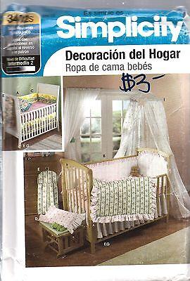 hmuster Babyzimmer Zubehör in Spanisch Espanol 3402S (Zubehör In Spanisch)