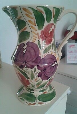 Used, Wade Harvest Vintage Jug  Vase  cottage retro prop for sale  Shipping to Ireland