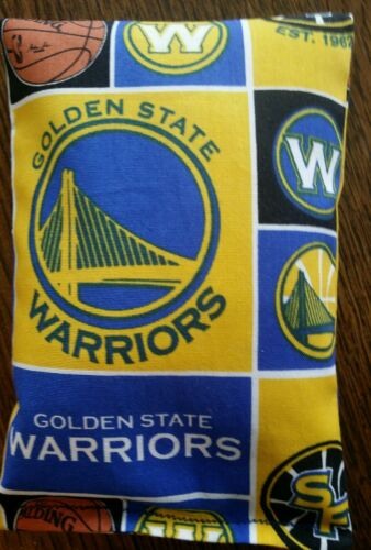 Homemade Bowling Grip Sack - Golden State Warriors