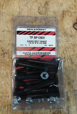 John Deere 14t24t214216224327336337 Baler Shear Bolt Tp Bp13931 10 Pack