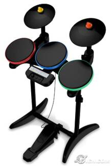 WANTED: Wii Band Hero drum kit