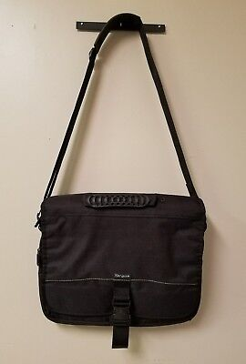 """Used, TARGUS 15"""" Laptop Bag/Case w Shoulder Adjustable Shoulder Strap for sale  Shipping to India"""