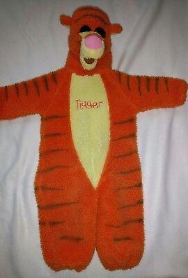 The Disney Catalog FURRY WARM Tigger Childs Costume 12 Months - Childrens Costume Catalog