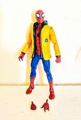 MARVEL LEGENDS SPIDERMAN 2 PACK HOMECOMING FIGURE YELLOW JACKET