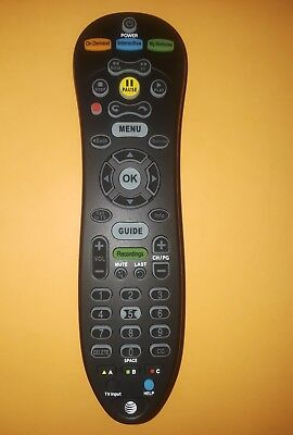 Lot Of (1) AT&T U-verse Remote Universal S30-S1B