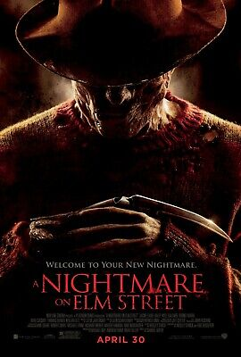 A Nightmare On Elm Street movie poster 11 x 17 inches - (2010)