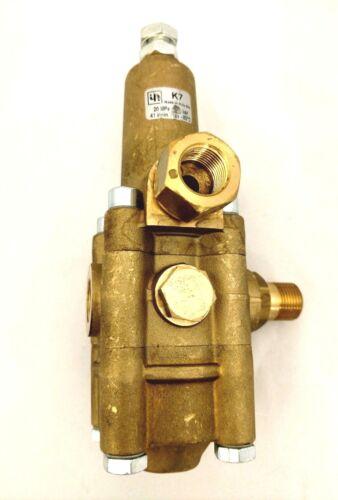 ZK 7.2 Flow Sensitive Unloader for Pressure Washer 4.2-6.6 GPM