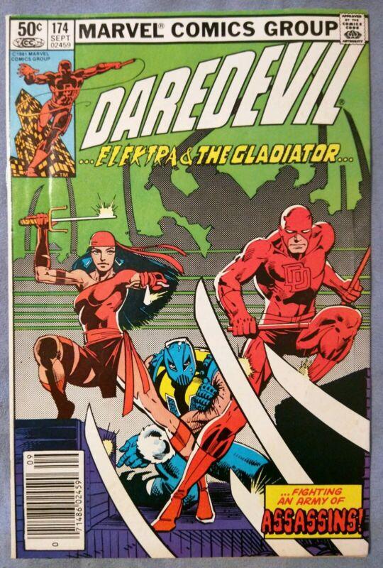 Daredevil #174 (Sep 1981, Marvel)