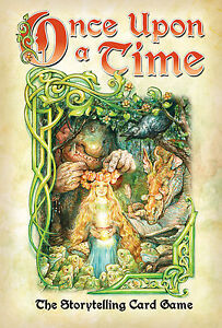 Once Upon A Time Storytelling Fairy Tale Card Game 3rd Edition By Atlas Games