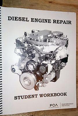 2006 07 08 DODGE RAM TRUCK 6.7L CUMMINS DIESEL ENGINE MOPAR TRAINING MANUAL 07 Dodge Ram Manual
