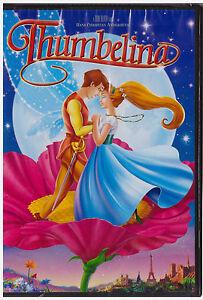 THUMBELINA (DVD, 2011) NEW