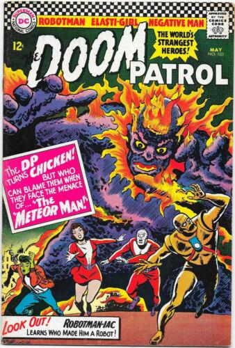 Doom Patrol 103 DC Comics 1966,  Arnold Drake / Bruno Premiani VF-