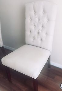 MOVING SALE DINING ROOM CHAIRS