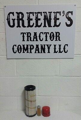 John Deere Tractor 4300 Filter Kit