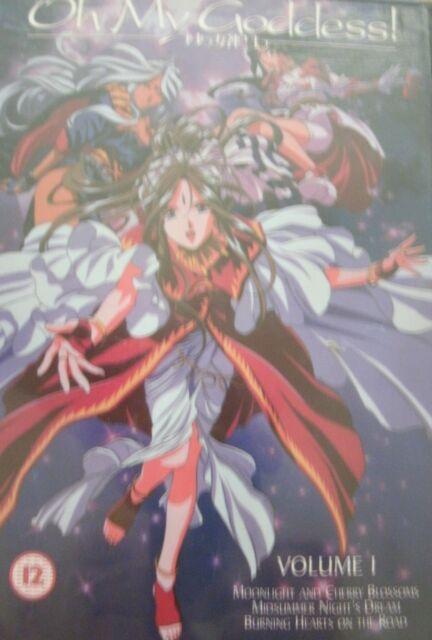 Oh My Goddess! Volume - 1   (DVD) .. FREE UK P+P ...............................