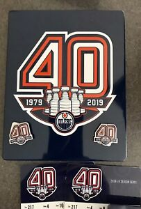 Oilers game for sale