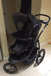 Baby trend jogger stroller with car seat and car seat adapter
