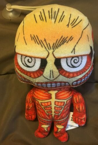 Attack on Titan Shingeki no Kyojin Colossal Titan plush